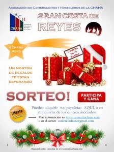 Cartel Sorteo Navidad ACH